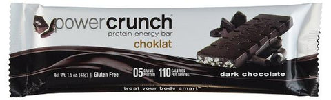 PowerCrunch Protein Energy Bar Dark Chocolate (1.5 Oz)