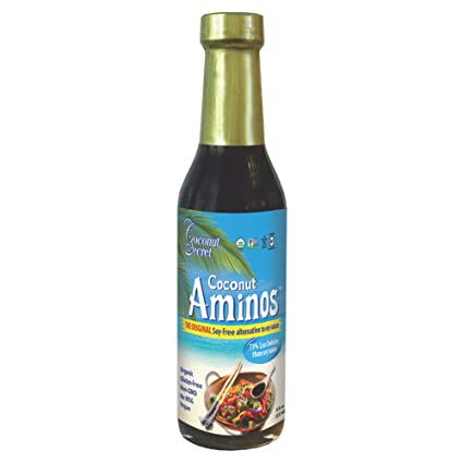 Coconut Secret Original Amino Soy-Free Seasoning 8 OZ.
