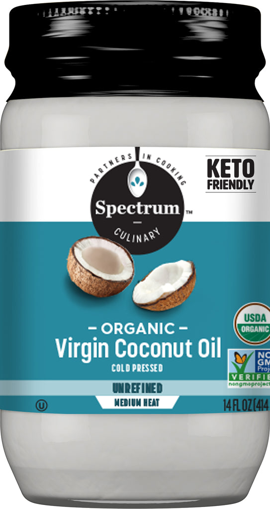 Spectrum Virgin Coconut Oil