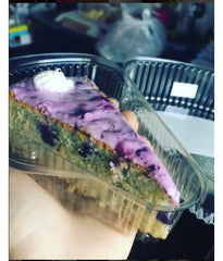 HierroLight BLUEBERRY Protein Cake