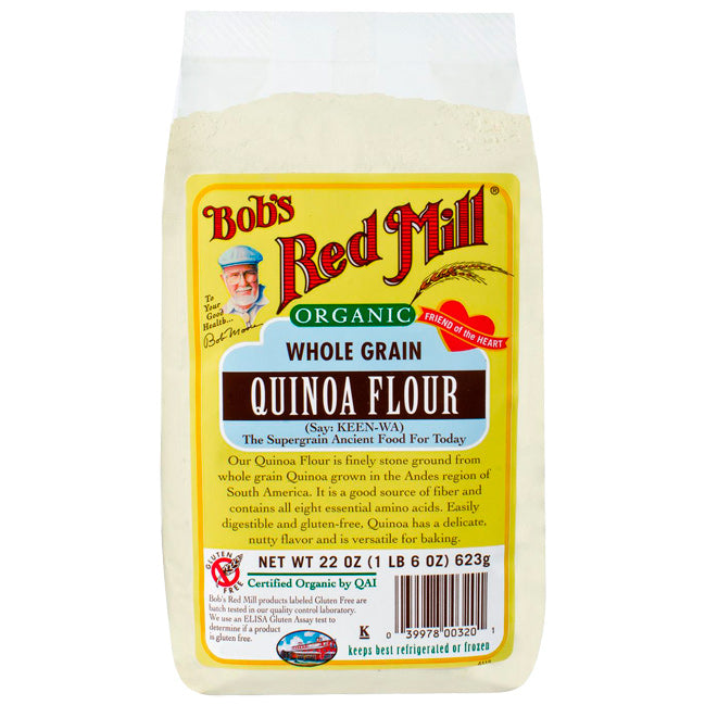 Bob's Red Mill Organic Quinoa Flour (22 OZ.)
