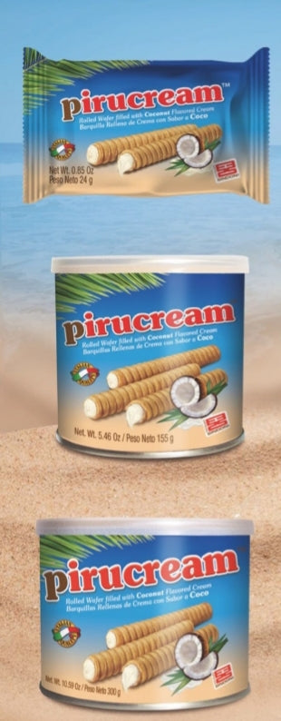 Pirucream coco 300grs