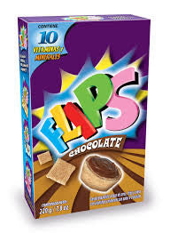 Cereal FLIPS de Chocolate  (7.8 oz)