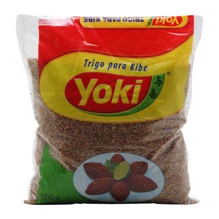 Yoki Wheat for Kibbeh