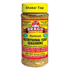 Bragg Nutritional Yeast Seasoning - Premium (4.5 OZ)