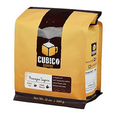 Cubico Coffee TEPUY BLEND 12oz Medium Grind