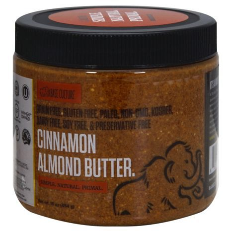 Base Culture Cinnamon Almond Butter