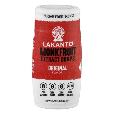 Lakanto Monkfruit Extract Drops