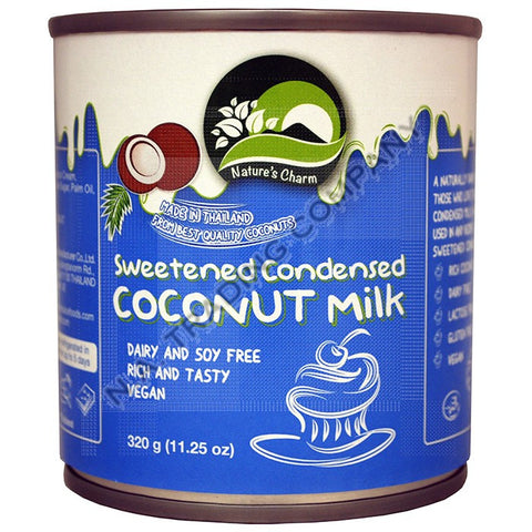 Nature's Charm Sweetened Condensed Coconut Milk 11.25oz