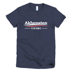 AKHENATEN 1353BC Short sleeve women's t-shirt
