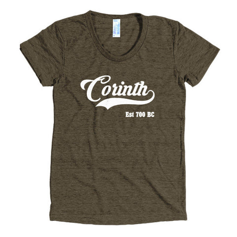 Corinth Women's short sleeve soft t-shirt