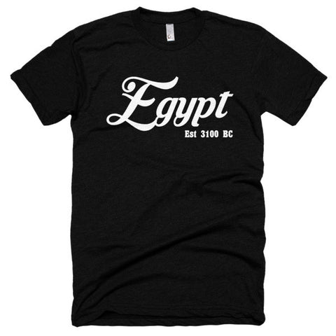 Egypt Short sleeve soft t-shirt