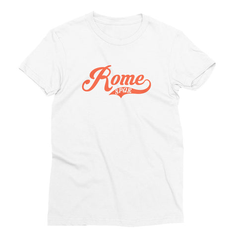 ROME SPQR Women's Short Sleeve T-Shirt