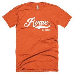 ROME EST 753 BC Short sleeve soft t-shirt