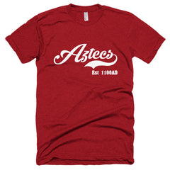 Aztecs EST 1100AD Short sleeve soft t-shirt