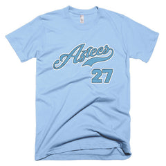 27 Aztecs Short sleeve men's t-shirt