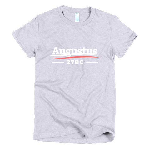 AUGUSTUS 27BC Short sleeve women's t-shirt