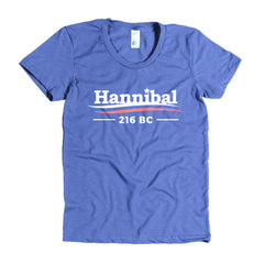 HANNIBAL Women's short sleeve t-shirt