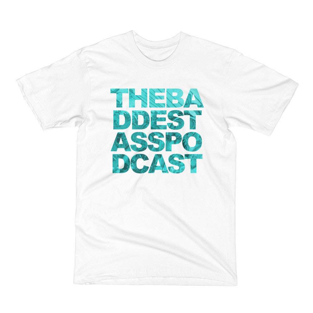 The Baddest Ass Podcast Men's Short Sleeve T-Shirt