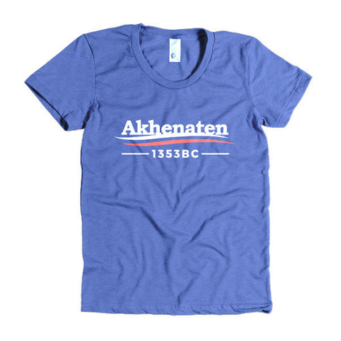 AKHENATEN 1353BC Women's short sleeve t-shirt