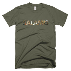 Battle of Salamis - Short sleeve men's t-shirt