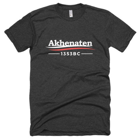 AKHENATEN 1353BC Short sleeve soft t-shirt