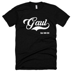 Gaul Est 600 BC Short sleeve soft t-shirt