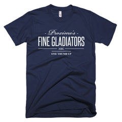Proximo's Fine Gladiators Short sleeve men's t-shirt