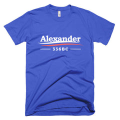ALEXANDER 336 BC Short sleeve men's t-shirt