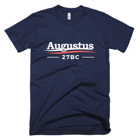 AUGUSTUS 27BC Short sleeve men's t-shirt