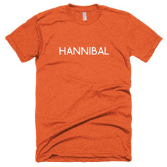 Hannibal Short sleeve soft t-shirt