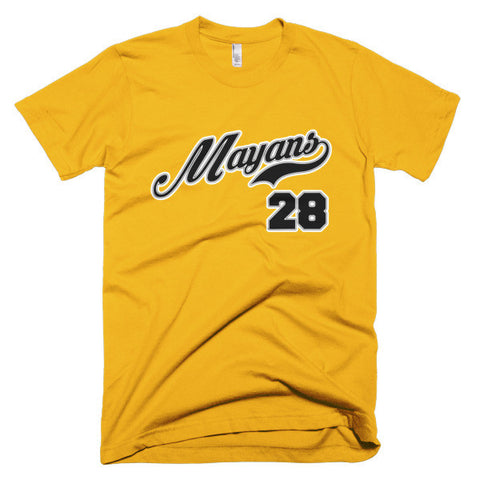 28 Mayans Short sleeve men's t-shirt