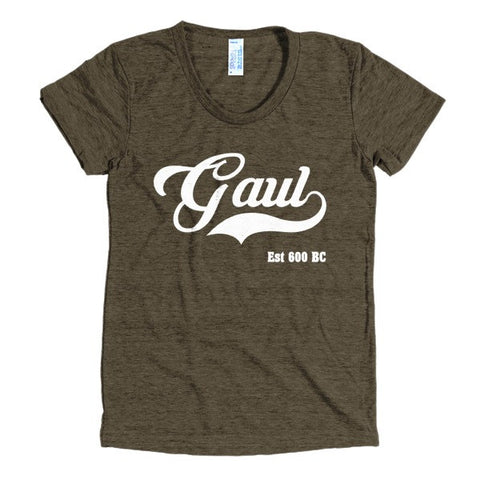 Gaul Women's short sleeve soft t-shirt