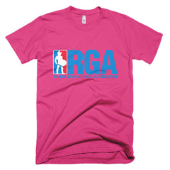 Roman Gladiatorial Association - RGA Short sleeve men's t-shirt