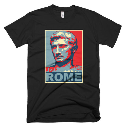 Augustus - Rome Short sleeve men's t-shirt