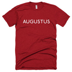 Augustus Short sleeve soft t-shirt