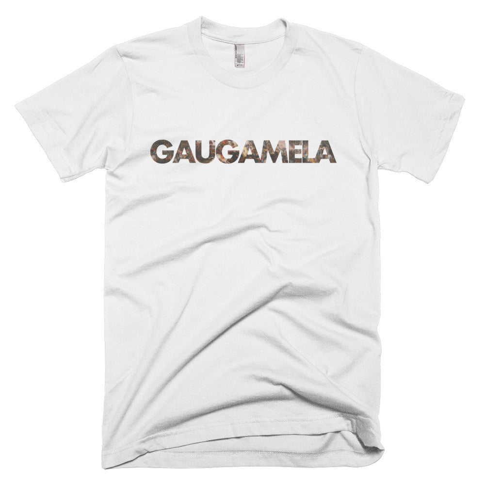 Battle of Gaugamela Short sleeve men's t-shirt
