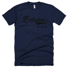Babylon Est 1894 Short sleeve soft t-shirt