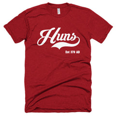 Huns Est 370 BC Short sleeve soft t-shirt