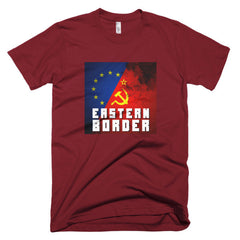 The Eastern Border Short sleeve men's t-shirt