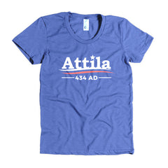 ATTILA Women's short sleeve t-shirt