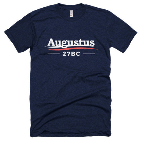 AUGUSTUS 27BC Short sleeve soft t-shirt