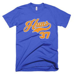 37 Huns Short sleeve men's t-shirt