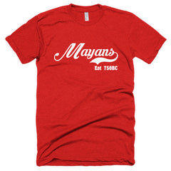 Mayans EST 750BC Short sleeve soft t-shirt