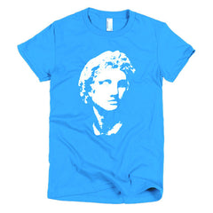 Alexander the Great Short sleeve women's t-shirt
