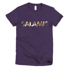 Battle of Salamis - Short sleeve women's t-shirt