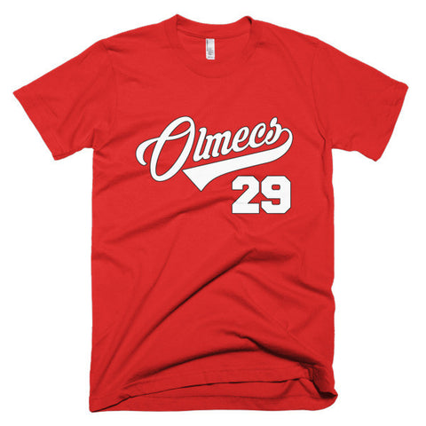 29 Olmecs Short sleeve men's t-shirt