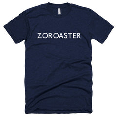 Zoroaster Short sleeve soft t-shirt