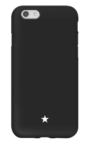 Star Charcoal Matte Tough Phone Case