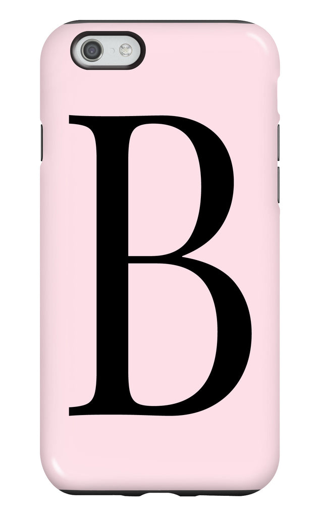 Personalised Pink Tough Phone Case